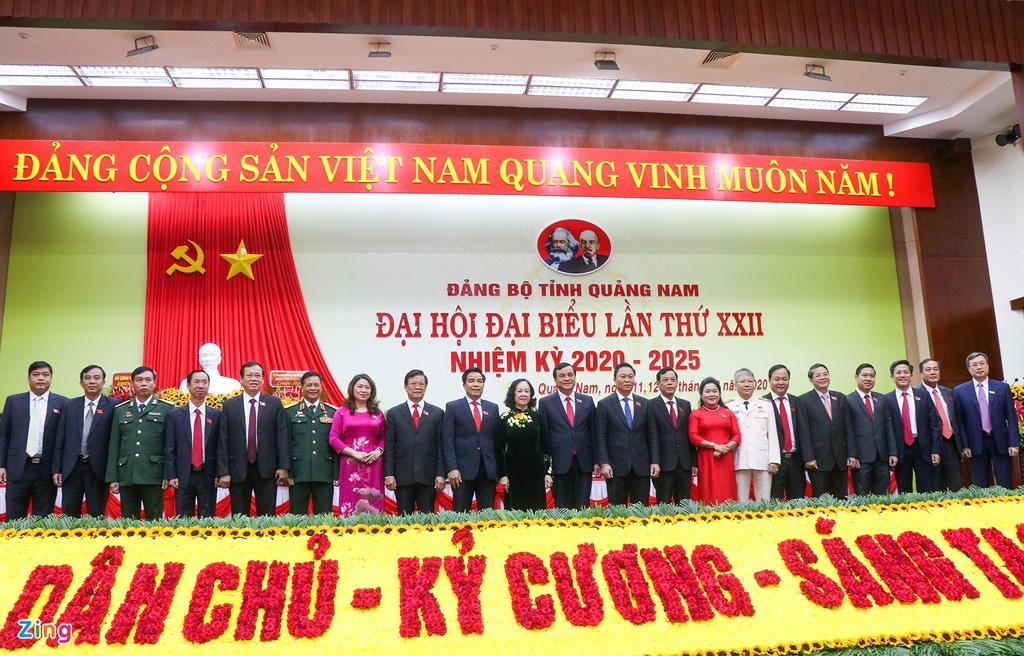 Chi bộ Hiệp hội Doanh nghiệp tỉnh Quảng Nam tham dự Đại hội đại biểu Đảng bộ tỉnh Quảng Nam lần thứ XXII